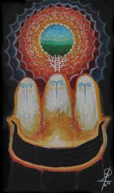 "#slavic_gods, #mythology, #slavic_myths  ""The Trizna"" http://vesemir.blogspot.ru/2015/02/trizna.html"