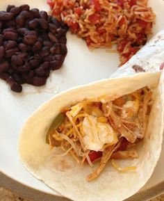 The Cookin' Chicks: Tex Mex Chicken (Slow Cooker) Mexican Chicken And Rice, Tex Mex Chicken, Slow Cooker Chicken Tacos, Creamy Italian Chicken, Slow Cooker Recipes, Crockpot Recipes, Chicken Recipes, Cooking Recipes, Mexican Food Recipes