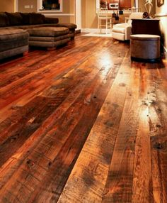 these wood floors are so cool!