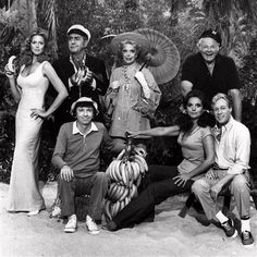 Gilligan Island Cast | Gilligan's Island Cast | Flickr - Photo Sharing!