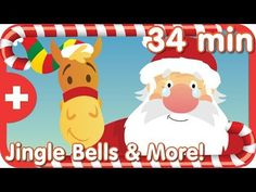 This video has words for the kids and EVEN an echo call back time for them to sing along and learn the songs. Perfect for the music teacher and classes giving holiday performances!  TESTED AND TEACHER REVIEWED Jingle Bells + More Classic Kids' Songs - YouTube