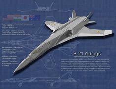 B-21 Aldings