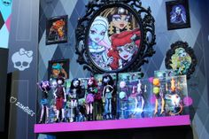 monster high doll house | ny toy fair 031 New Monster High Dolls and Accessories for 2012