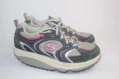 Women's Skechers Shape-Ups Atomics Shoes Sneakers US SIZE 8.5 #SKECHERS #Walking