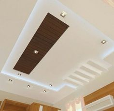 6 Clear Tips AND Tricks: Simple False Ceiling For Office false ceiling design minimalist.False Ceiling For Hall Living Rooms false ceiling design fabrics. House Ceiling Design, Ceiling Design Living Room, Bedroom False Ceiling Design, False Ceiling Living Room, Chandelier In Living Room, Living Room Designs, Living Rooms, Simple False Ceiling Design, Gypsum Ceiling Design