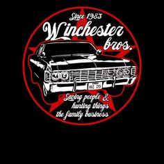 Winchester bros. - NeatoShop