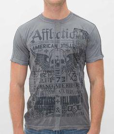 Affliction Malibu Canyon T-Shirt at Buckle.com