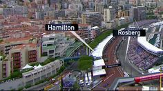 Lewis Hamilton finished the Monaco Grand Prix in third place after Mercedes pitted the race leader under Safety Car, leaving him behind Nico Rosberg and Se