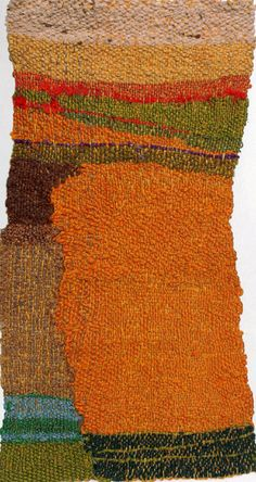 Sheila Hicks - weaving as a metaphor