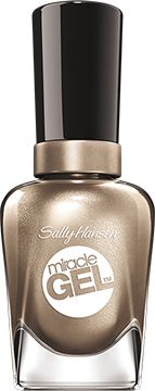 Miracle Gel Nail Polish in Game of Chromes by Sally Hansen