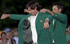 bubba watson green jacket