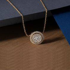 """Details about  /Genuine 14K Yellow Gold Diamond Cut Womens 1.8mm Rope Chain Pendant Necklace 18/"""""""