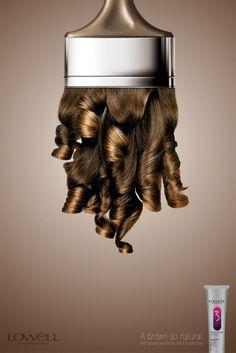 염색약 광고.... ^^* : 네이버 블로그