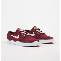 Nike SB Stefan Janoski OG Red Earth White Black Gum Medium Brown