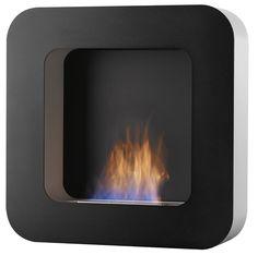 Curva BL Zwart Safretti Fireplace Collection - #Fireplace #InteriorDesign #Fire #Safretti Ethanol Fireplace, Fire And Ice, Luxury Interior Design, Fire Places, Warm, Interiordesign, Home Decor, Modern Fireplaces, Decorative Fireplace