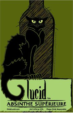the green-eyed feline has come to steal your breath away, and take your mind for a ride...