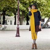 Zelf een sjaal breien - Libelle Dit patronn is goed te maken met de Bravo Big wol