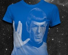 Spock tee