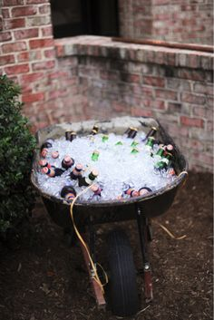 Upscale Crawfish Boil: Give Your Backyard Boil a Pinterest Worthy Update
