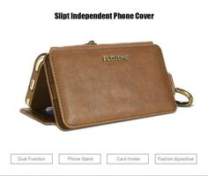 Enjoy the space-saving power of 4 in 1 Leather Wallet iPhone case.This Leather case with card holder provides a home for all the essentials of your busy life. Iphone Leather Case, Iphone Wallet Case, Leather Wallet, Iphone Cases, Best Iphone, Iphone 11, Couple Cases, Iphone Models, Watch Bands