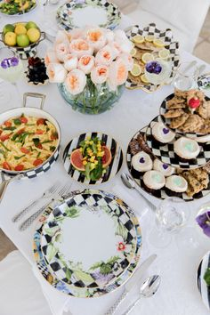 Summer Kick-Off Party with MackenZie-Childs Thistle & Bee Collection - Fashionable Hostess | Fashionable Hostess