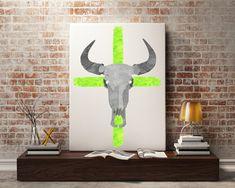 Buffalo skull more info in my shop ^c^ https://www.etsy.com/listing/587520604/digital-art-printable-art-skull?ref=shop_home_active_1