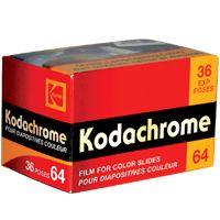 Kodachrome for Color Slides