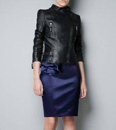 Fashion The locomotive leather  -Jackets   Jackets_BT (Black) Jackets from stylishplus.com