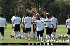Entrenamiento Selección Sub17 #sports #soccer #futbol #Mexico #SeleccionMexicana