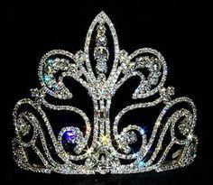 Rhinestone Jewelry Corporation - Rhinestone Tiaras, Pageant Crowns and Royal Crowns, Royal Tiaras, Crown Royal, Tiaras And Crowns, Pageant Crowns, Invisible Crown, Diamond Tiara, Tiara Ring, Royal Jewelry