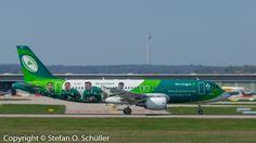 Airbus A320-214 EI-DEI, EDDS (STR) VFH Stuttgart, EIN (EI) Aer Lingus