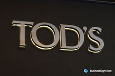3d-led-backlit-signs-with-mirror-polished-stainless-steel-letter-shell-10mm-thickness-acrylic-back-panel-for-tods