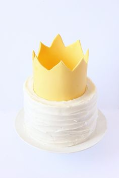 Where The Wild Things Are Smash Cake - Max's Crown!