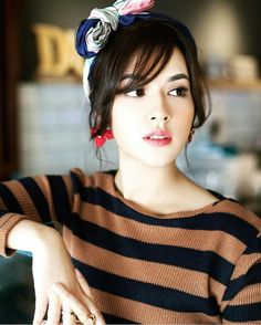 Women the fashion Indonesian Women, Types Of Women, Female Singers, Celebs, Celebrities, Woman Crush, Sweet Girls, Pretty Face, Pretty Woman