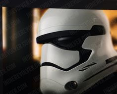 New Star Wars Stormtrooper helmet