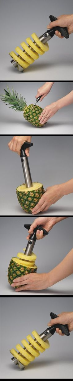 Pineapple Easy Slicer and De-Corer | Craze Trend