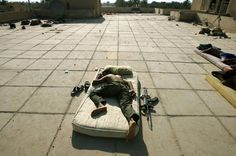 War photographers tell the shocking, sad, and scary stories behind the images they captured during the Iraq War.