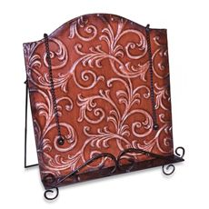 Sterling Home Embossed Vine Bookholder