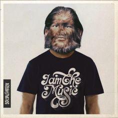 """I Am The Music"" by Boris Pelcer available from www.socialfabrik.co.uk Music, Blog, Mens Tops, T Shirt, Fashion, Musica, Supreme T Shirt, Moda, Musik"