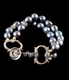 Love Heals Glamour Peacock Bracelet