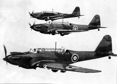 Fairey Batlle Air Force Aircraft, Ww2 Aircraft, Military Aircraft, Aviation Image, Ww2 Planes, Royal Air Force, World War, Wwii, Fighter Jets