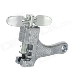 Source TW-LT30 Stainless Steel Cycling Bicycle Chain Disassembling / Assembling Tool - Silver Price: $6.99