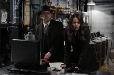 Michael Emerson and Amy Acker, Person of Interest