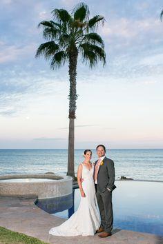 Cabo Surf Wedding