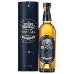Royal Brackla 12 Ans 70cl 40°                                                                                                                                                      Plus