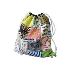 Pink Penguin: Tutorial: Reversible Patchwork Bag