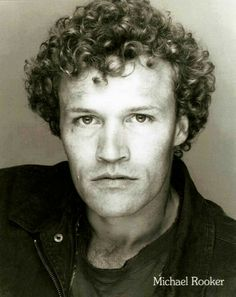 A Young Michael Rooker Sad Day, Happy B Day, The Walking Dead 2, Michael Rooker, Famous Faces, Photo Puzzle, Fangirl, Eye Candy, Hollywood