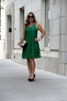 Fashion Friday: Verde Esmeralda | CBBlogers