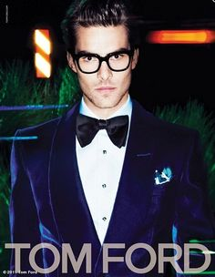 Tom Fords Men's Eyewear - A must have for any business man.