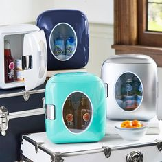 The Best Gifts For Teens: Retro Cooler